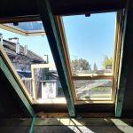 montaż okna dachowego kraków