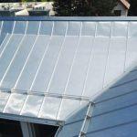 pokrycie dachowe z blachy tytan-cynk