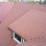 pokrycie dachowe blacha tytan-cynk