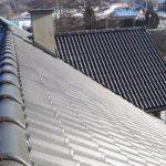pokrycie dachowe-dach z dachówki cementowej