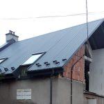 Remont dachu Armii krajowej w Krakowie
