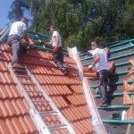 wymiana dachu na zabytku