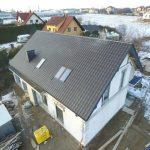 Dach z drona | Kraków
