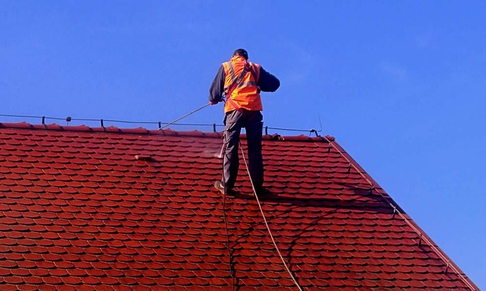 Mycie dachu Kraków