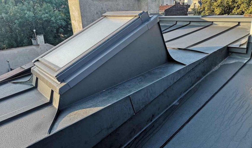 Montaż okien dachowych na płaskim dachu