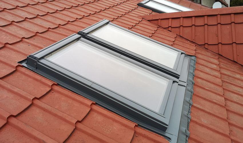 Montaż okien dachowych na istniejącym dachu