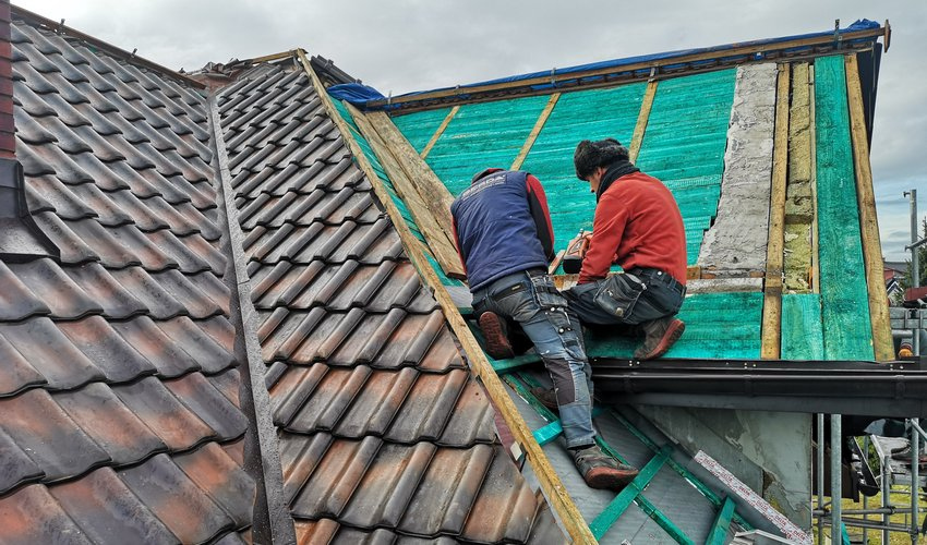 Remont dachu po kunach